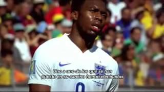 Promo Costa Rica vs Holanda, Televisión Internacional