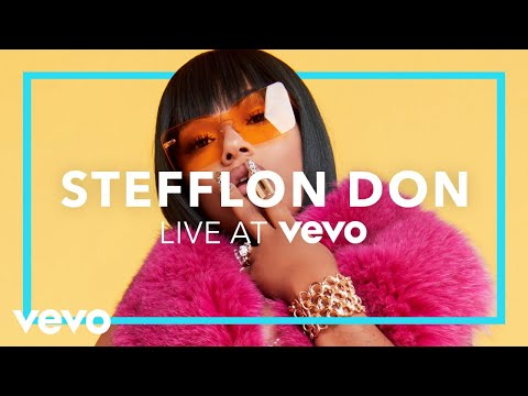 Stefflon Don - Stefflon Don (Live At Vevo)