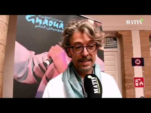 Video : Festival Gnaoua : Hommage à Randy Weston
