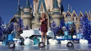 Tori Kelly- Colors of the Wind-Disney Parks- Unforgettable Christmas Celebration
