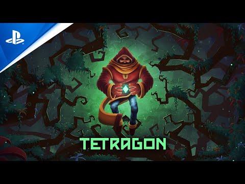 Tetragon - Announcement Trailer | PS4