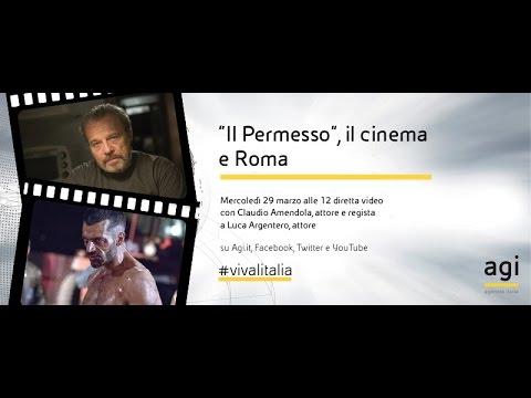 #vivalitalia con Claudio Amendola e Luca Argentero