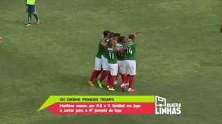 Marítimo 5 - 2 Vitória Setúbal Liga NOS 2015/16