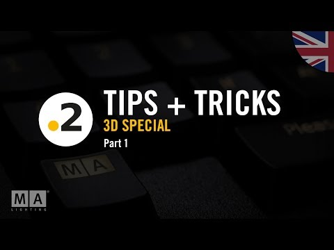 dot2 tips and tricks special dot2 3D No01