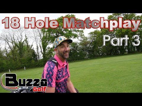 18 Hole Matchplay (Dainton Park GC PART 3)