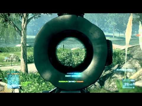 Battlefield 3 maxed out on single his radeon 6950 2gb