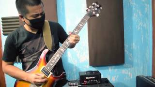 "Shinsuke Nakamura WWE NXT Theme Song ""The Rising Sun"" Guitar Cover"