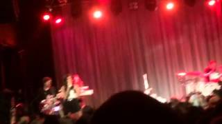 Christina Perri - Burning Gold (Live at KOKO, London)