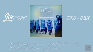 [VIETSUB] EXO-CBX (첸백시) - Someone like you 라이브 OST Part 1 / Live OST Part 1