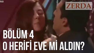 Şahin Ağa, Zerda'nın Evini Basıyor - Zerda 4. Bölüm