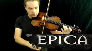 Epica - Solitary Ground | Viola and Cinematic Orchestra Cover