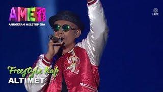 #AME2018 I Freestyle Rap by Altimet | Persembahan Pembukaan I Anugerah MeleTOP Era 2018