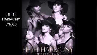 """Fifth Harmony- """"Reflection"""" Audio"""