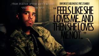 J.  Cole - Love Me Not hebsub מתורגם