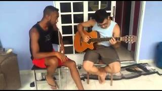 "Djavan - Oceano cover ""Junior Silva"""