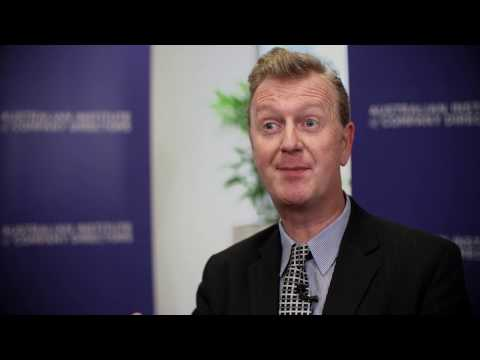 Business News CEO, Charlie Gunningham, on the Company Directors Course
