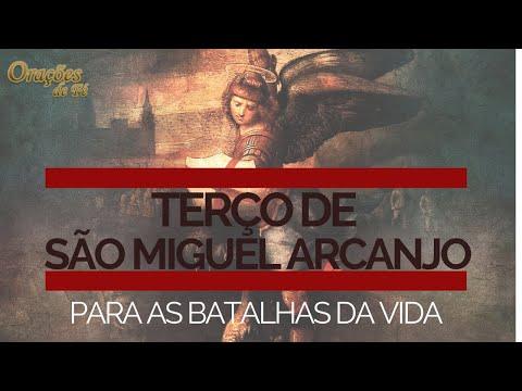TERÇO DE SÃO MIGUEL ARCANJO PARA AS BATALHAS DA VIDA [FORTE E PODEROSO]