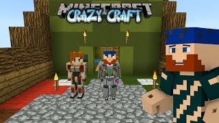 Minecraft | YesMen Crazy Craft | #7 DREAMING OF MINING
