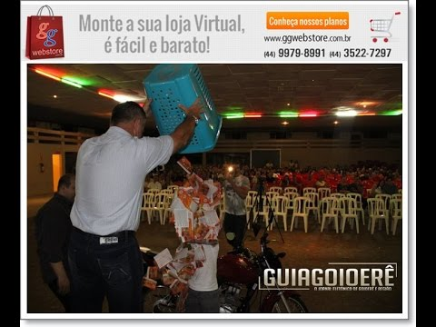 Campanha Guia Goioerê É Show de Prêmio 2015/2016
