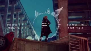 Agust D (BTS' SUGA | Min Yoongi) - Intro; DT sugA  [HAN - ENG lyrics]