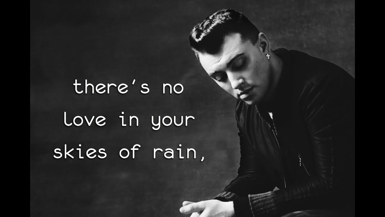 Where To Find Last Minute Sam Smith Concert Tickets Keyarena
