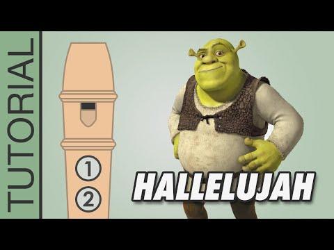 Comment jouer Hallelujah à la flûte