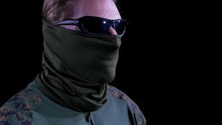 video - Product Breakdown Rothco's Multi-Use Neck Gaiter & Face Covering Tactical Wrap