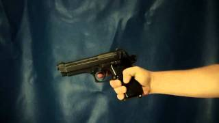 2012: Digital Effects - After Effects: Gun Slide, Smoke and Bullet.