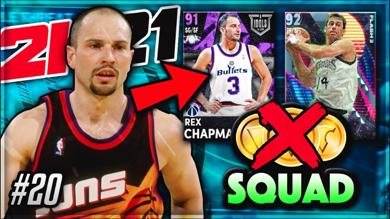 DBG - THIS DIAMOND DUO IS ONLY 8K MT IN NBA 2K21 MyTEAM!! | NO MONEY SPENT #20