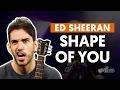 Videoaula Shape of You (aula de violão completa)