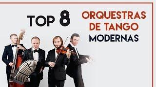 Top 8 Orquestras de Tango Modernas