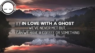 In love with a ghost - we've never met but, can we have a coffee or something