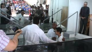 ADILP - Assembleia de Deus Ministério Ipiranga Setor Lençóis Paulista - Batismo 2012 - 10