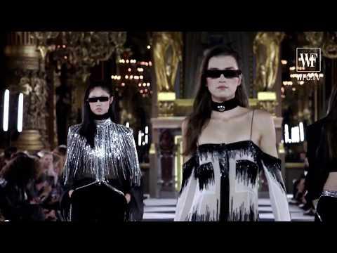 Balmain spring-summer 2020 Paris fashion week