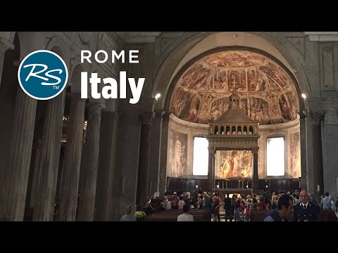 Rome, Italy: Church-Sponsored Art – Rick Steves' Europe Travel Guide – Travel Bite