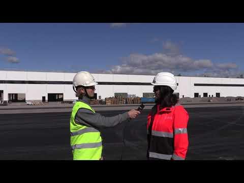 Cramon uusi toimintakeskus Vantaalla rakennetaan kestävän kehityksen periaatteita kunnioittaen.