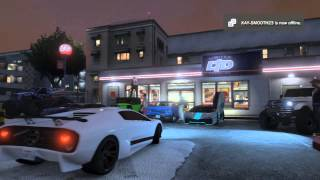 GTA 5 Music Video ( T.I. ABOUT THE MONEY ft. Young Thug )