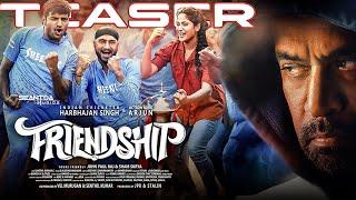 Friendship Official Teaser - Tamil | Harbhajan Singh, Arjun, Losliya, Sathish | Reaction