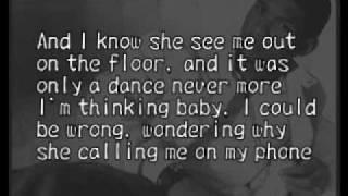 She Seen Me/Usher lyrics [HD HQ]