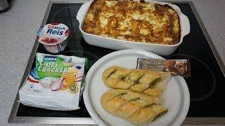 Nur eine Mahlzeit essen und trotzdem zunehmen - 3000 kcal auf einmal (Vlog #91)