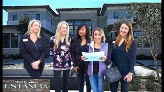 Grand Opening Toll Brothers Estancia Yorba Linda Model Home Tour Our Dream Home