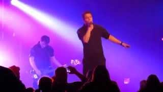 """Nine Lashes """"Never Back Down"""", Live @ R.O.K. Concert 2015 (Shelbyville, TN)"""