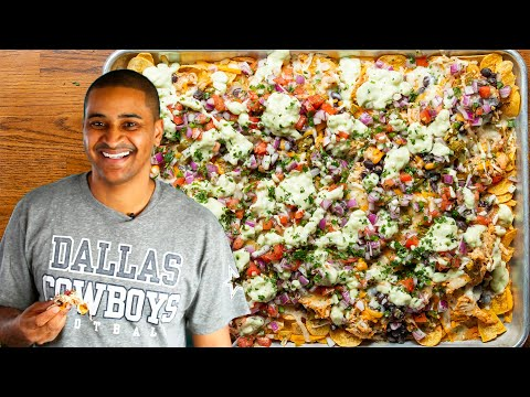 Here's How To Make Chef JJ's Plantain Nachos ? Tasty