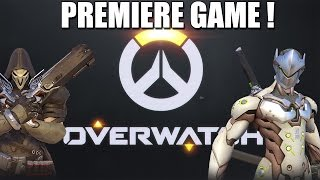 video : DarkFuneral972 OVERWATCH Bêta : PREMIERE GAME IZI en vidéo