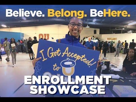 Oakwood University Enrollment Showcase - School of Religion and Spiritual Life