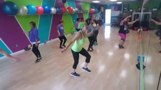 ZUMBA ELECTRO CUMBIA BY ANGELES R.