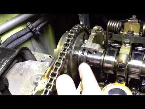 Ошибки P0014, P0013, P0011 на двигателях EP6 Пежо и Ситроен