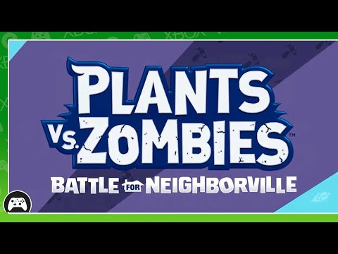Trailer - Plants vs Zombies: Battle for Neighborville