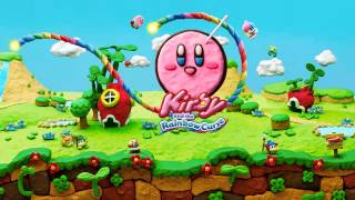 Kirby and the Rainbow Curse Music - Sky Tower
