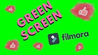 Como tirar fundo verde no WONDERSHARE FILMORA